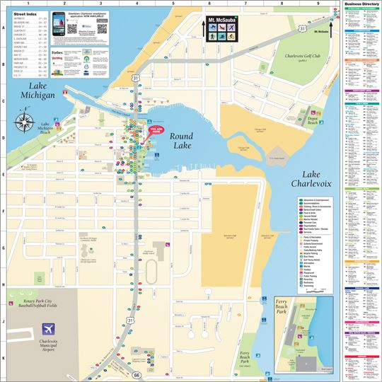 City Way-Finding Map (PDF)