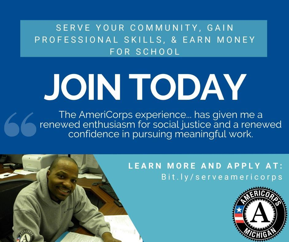 AmeriCorps Recruitment 2020