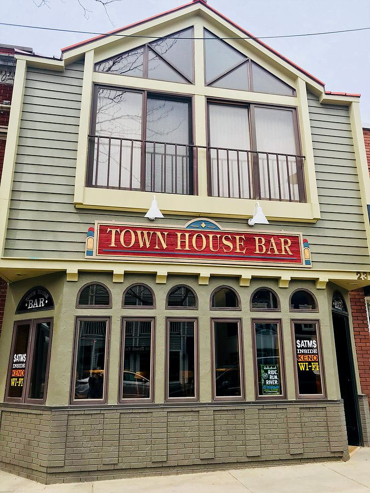 Town House Bar building 2