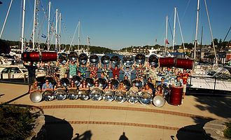 Petoskey Steel Drum Band